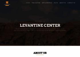 levantinecenter.org
