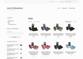 level1menswear.com