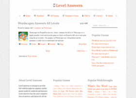 levelanswers.blogspot.in