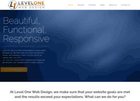 levelonewebdesign.com