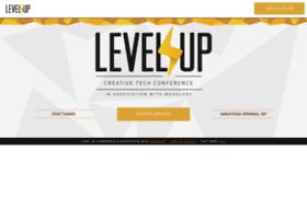 levelupcon.com