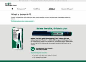 levemir.com