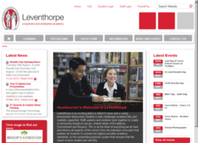 leventhorpe.herts.sch.uk