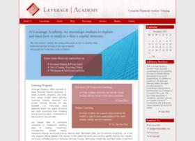 leverageacademy.com
