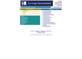 leverageinternational.com