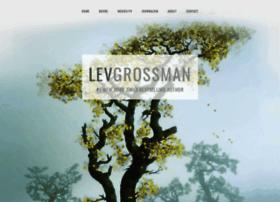 levgrossman.com