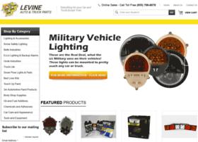 levineautoparts.com