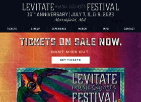 levitatemusicfestival.com