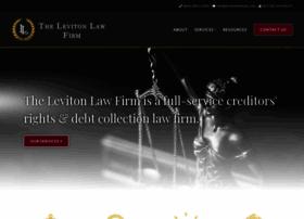 levitonlawfirm.com