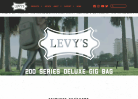 levysleathers.com