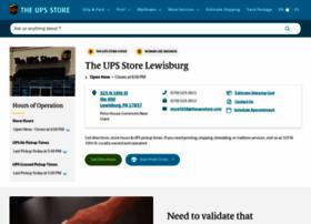 lewisburg-pa-5918.theupsstorelocal.com