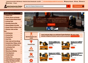 lewiscontractorsales.com