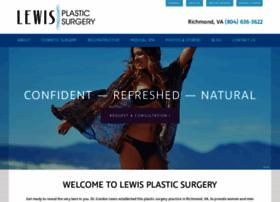 lewisplasticsurgery.com