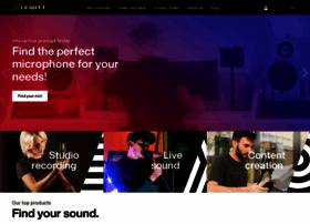 lewitt-audio.com