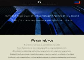 lex.com.au