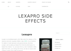 lexapro-side-effects.org