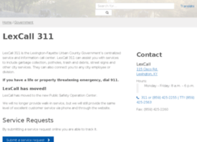 lexcall.lexingtonky.gov