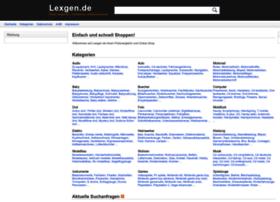 lexgen.de