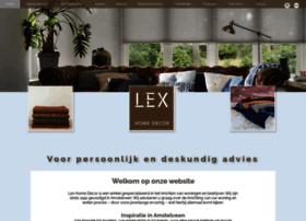lexhomedecor.nl