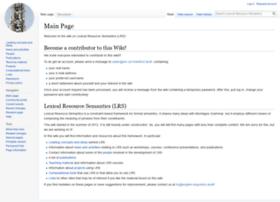 lexical-resource-semantics.de