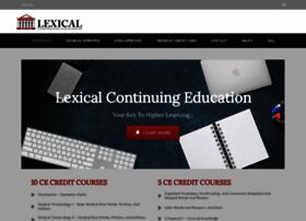 lexicalce.com