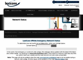 lexiconnstatus.com