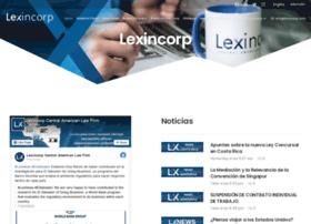 lexincorp.com