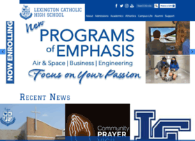 lexingtoncatholic.com