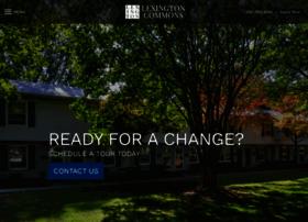 lexingtoncommonsnc.com