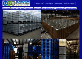 lexingtoncontainercompany.com