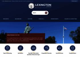 lexingtonma.gov