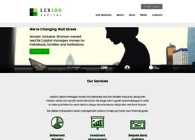 lexioncapital.com