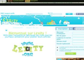 lexity.org