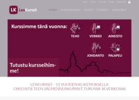 lexkurssit.fi