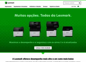 lexmark.com.br