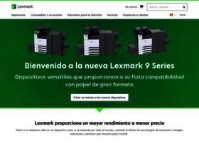 lexmark.es