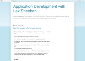 lexsheehan.blogspot.com