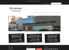 lexusautoclub.com