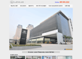 lexusmienbac.com.vn