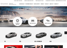 lexusofnorthborough.calls.net
