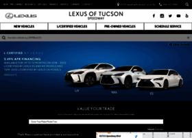 lexusoftucsonspeedway.com