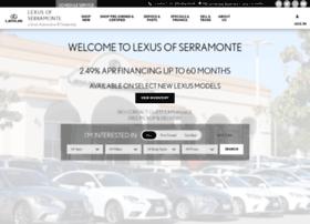 lexusserramonte.com