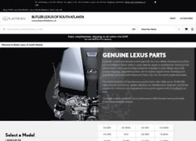 lexussouthatlantaparts.com