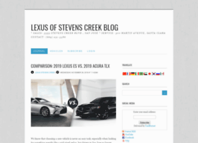 lexusstevenscreek.squarespace.com