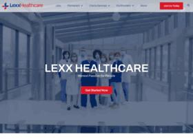 lexxushealthcare.com