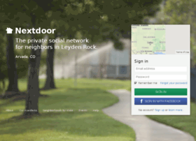 leydenrock.nextdoor.com