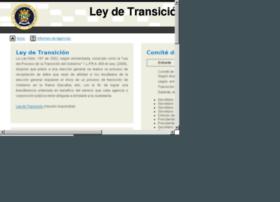 leydetransicion2012.pr.gov