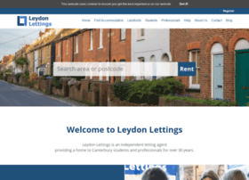 leydonlettings.co.uk