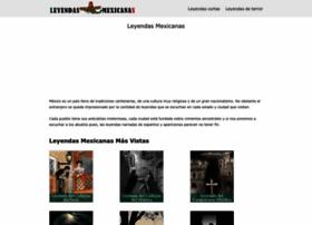 leyendasmexicanas.org.mx