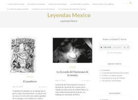 leyendasmexico.com
